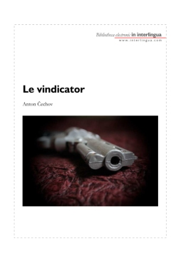 Le Vindicator