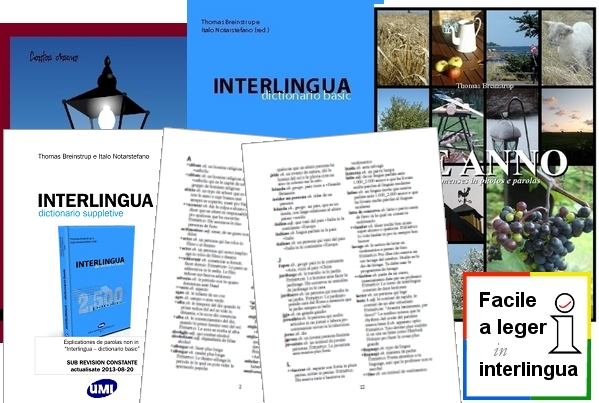 Interlingua - dictionario suppletive
