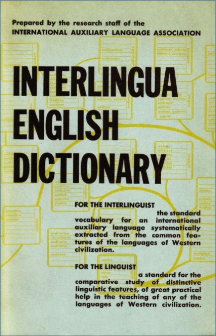Interlingua-English Dictionary
