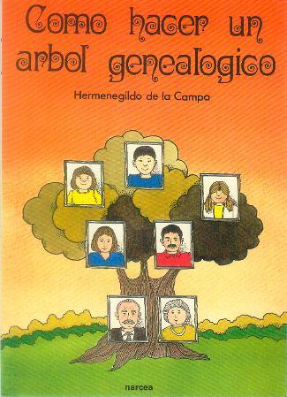 como realizar un arbol genealogico: